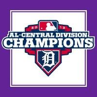 Detroit Tigers Wins AL 2012 Championship!